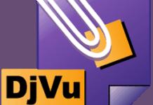 Логотип DjVuReader